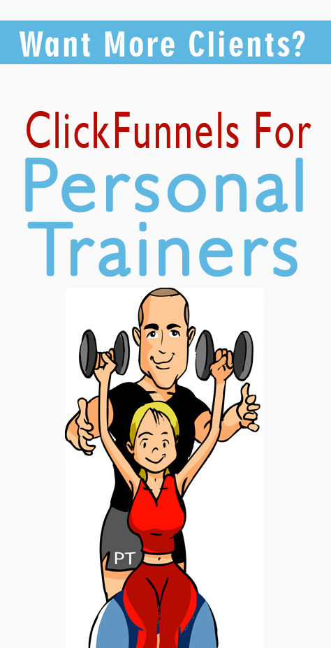 Clickfunnels for Personal Trainers