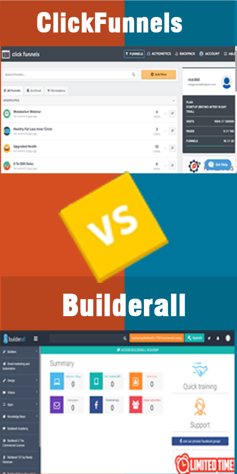 Our Builderall Vs Clickfunnels PDFs