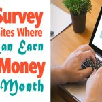 20 Survey Sites Where You Can Earn Extra Money Every Month