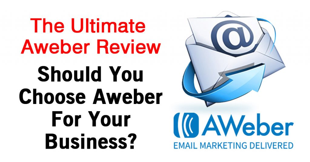 Aweber Email Marketing Black Friday Deals