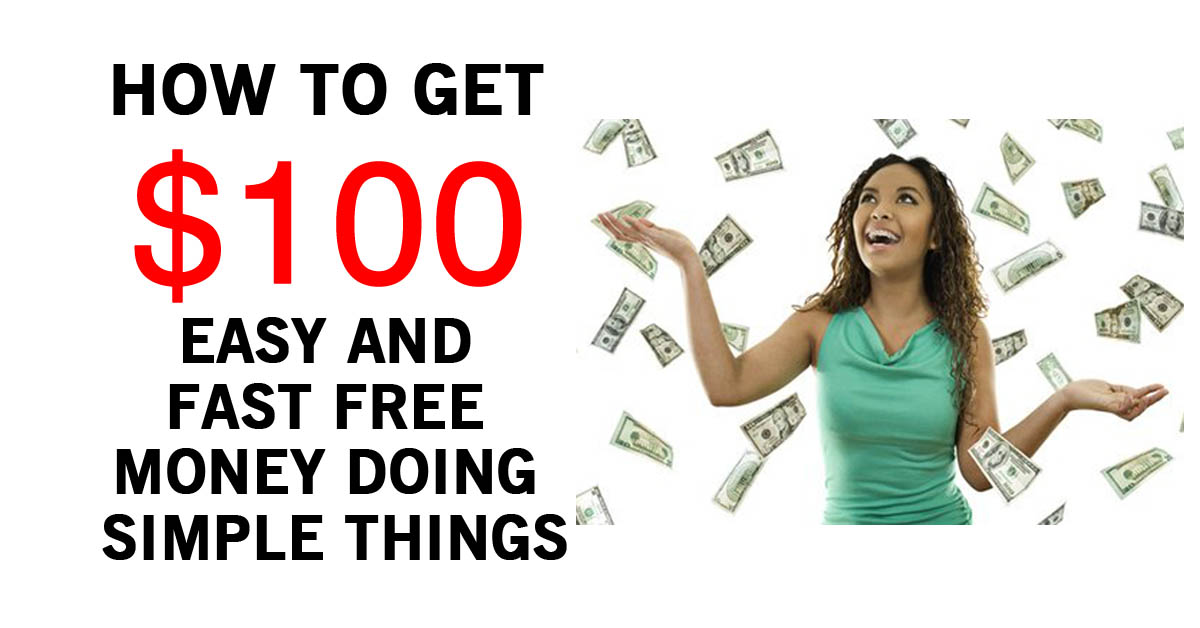 how to make money fast and easy for free