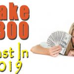 Make $300 Fast In 2019