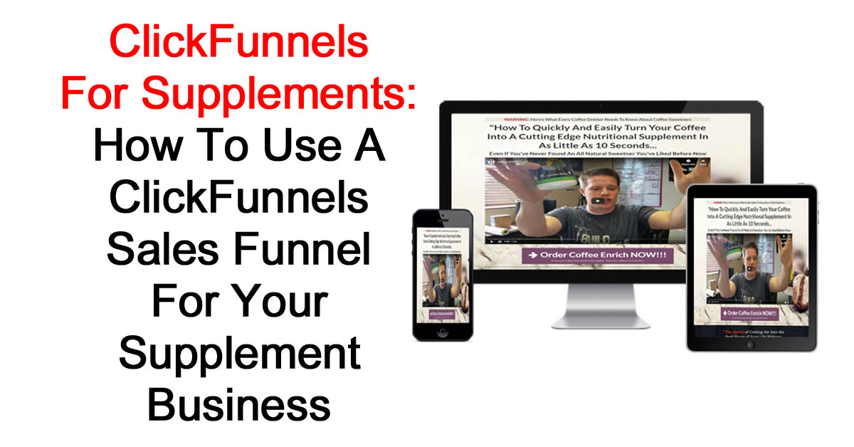 The 20-Second Trick For What Is Clickfunnels Used For