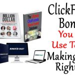 ClickFunnels Bonuses You Can Use To Start Making Money Right Away With ClickFunnels