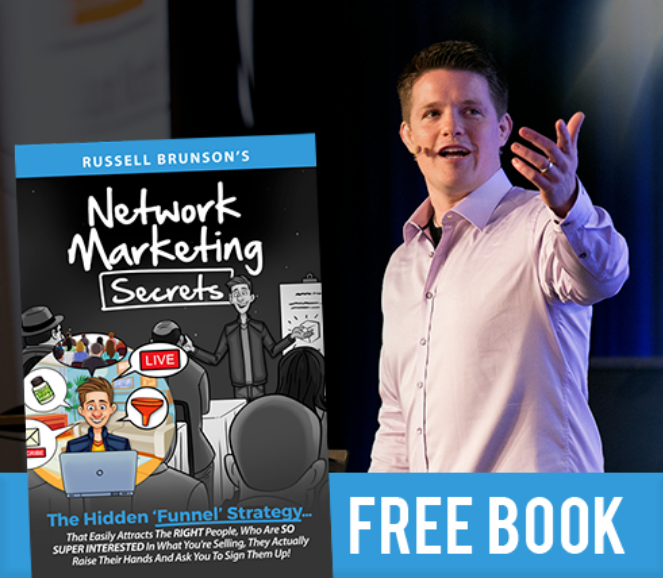 Network Marketing Secrets Book Review: How to Use Sales Funnels To Grow Your Network Marketing Team