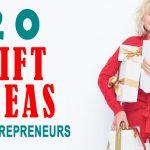20 Gift Ideas For Entrepreneurs